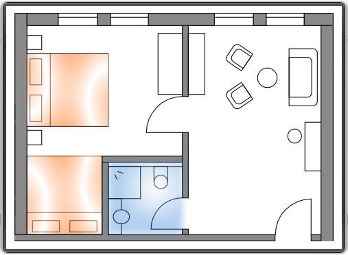 Apartment: Wandern