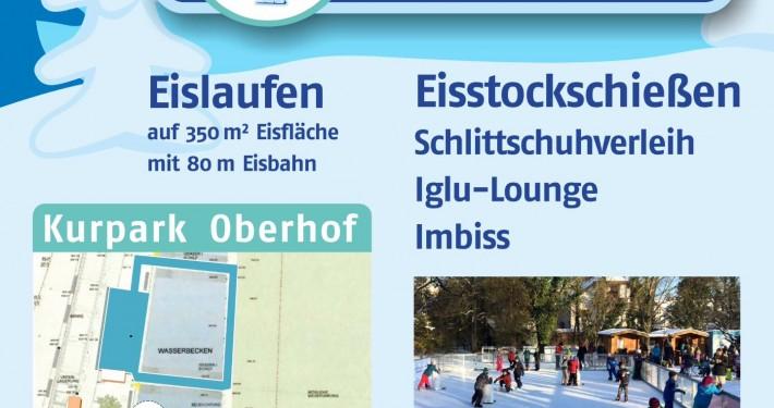 Eislaufen in Oberhof