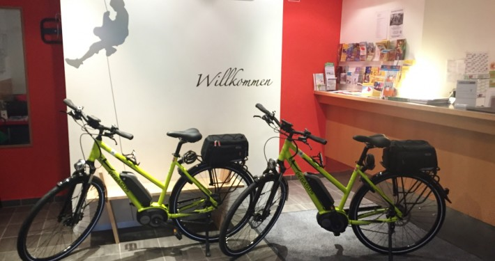 E-Bike Verleih Thüringen 2 Tourenräder